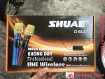 Micro Bộ 2 micro không dây UHF SHUAE K8-2 chính hãng0