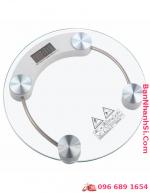 Cân điện tử mặt kính Personal Scale EK2003A2