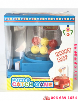 Bộ đồ chơi gắp đồ Gum Crane
