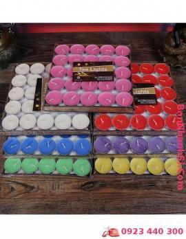 Sáp nến tealight Combo 25 viên sáp nến