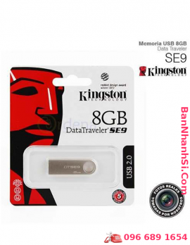 USB Kingston DataTraveler SE9 8Gb